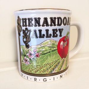 Vintage Shenandoah Valley Virginia Vintage Mug